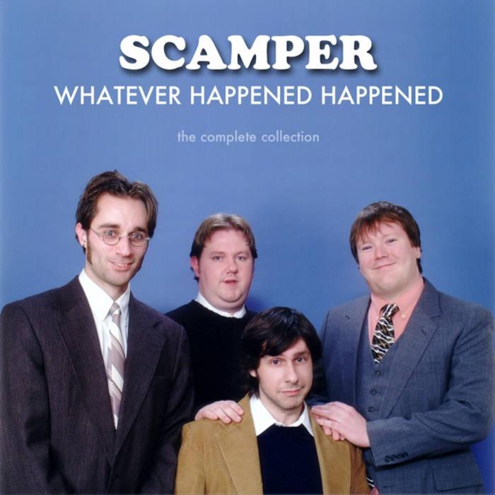 Whatever Happened Happened cover art