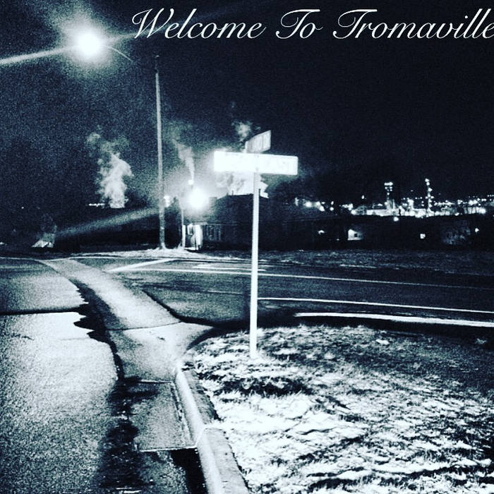 Welcome To Tromaville cover art