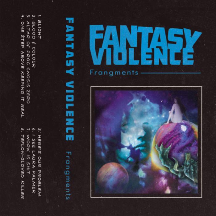 Frangments cover art