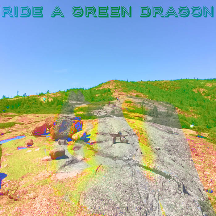 Ride A Green Dragon cover art