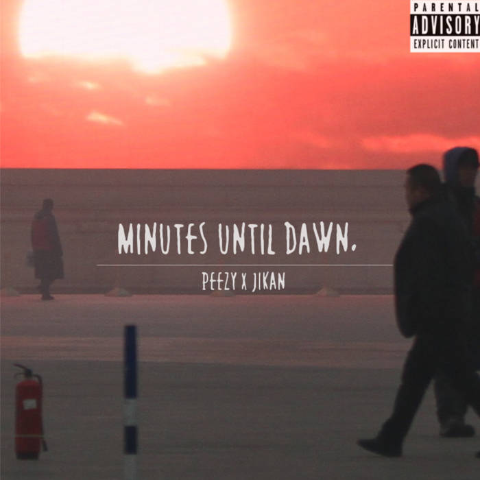 Minutes Until Dawn cover art
