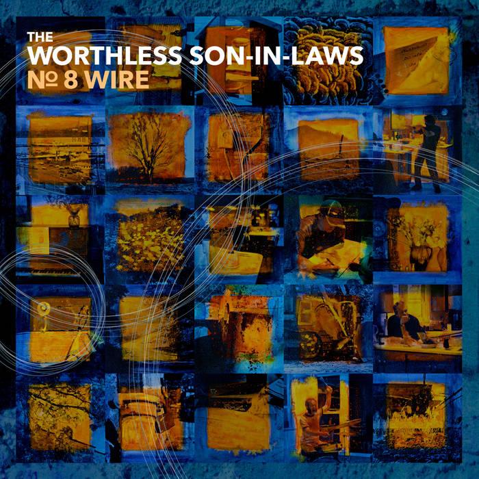 No. 8 Wire cover art