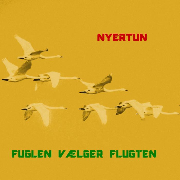 Fuglen Vælger Flugten cover art