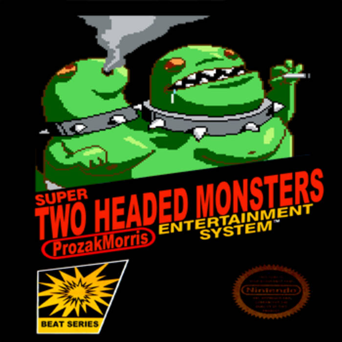 Two Headed Monsters (EP) cover art