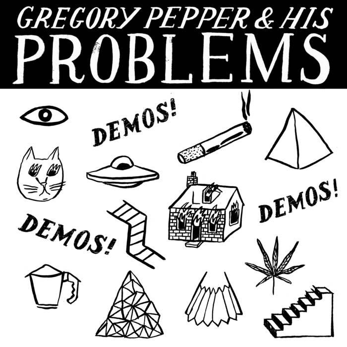 DEMOS! DEMOS! DEMOS! cover art