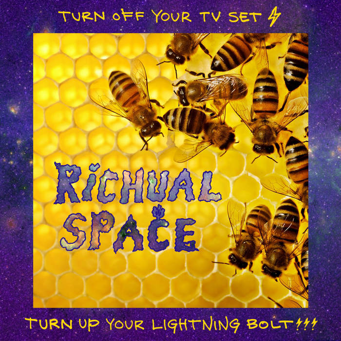 Turn off your Tv set ⚡ Turn up your lighting bolt!!! cover art