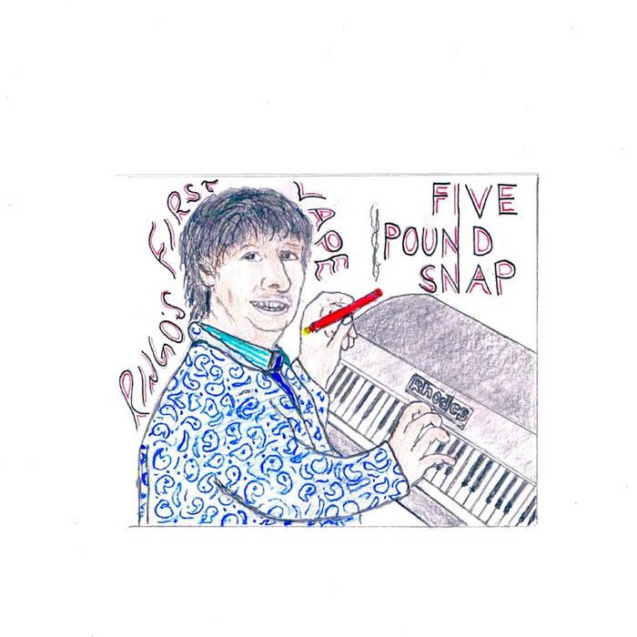 Ringo's First Vape cover art