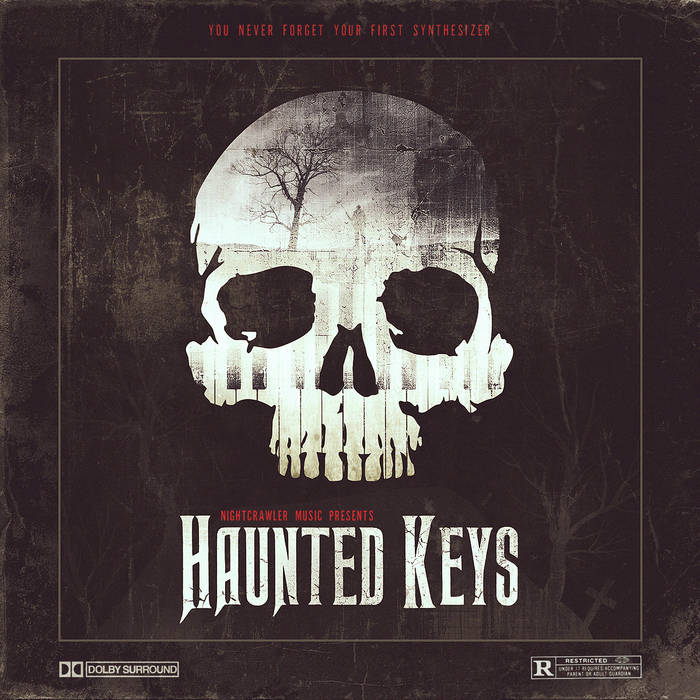 Haunted Keys cover art