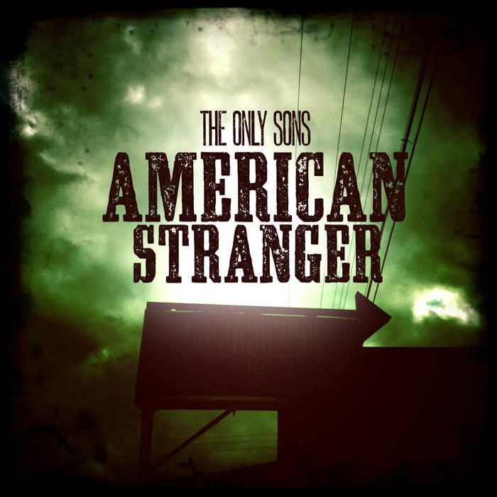 American Stranger cover art