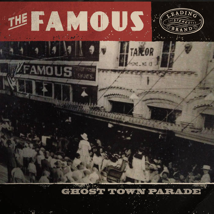Ghost Town Parade cover art