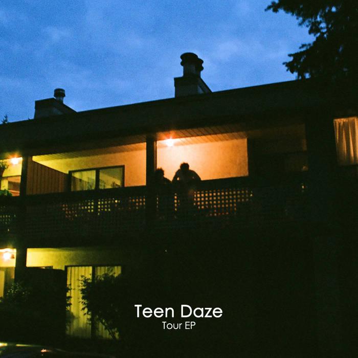 Tour EP cover art