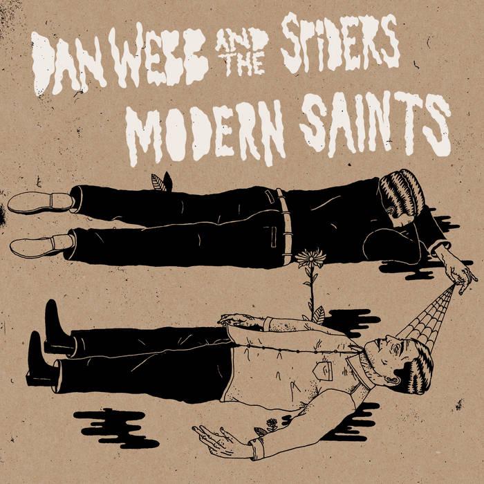 """Modern Saints Split 7"""" cover art"""