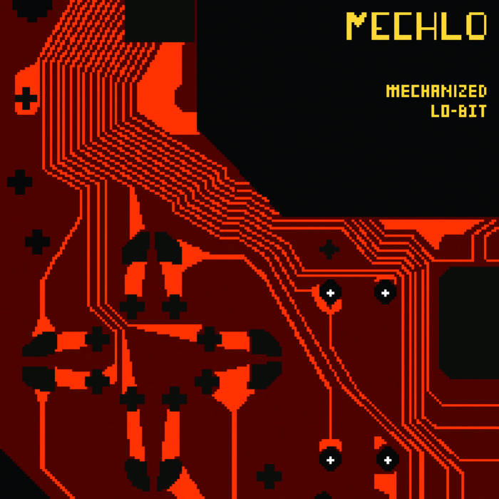 mechanized lo-bit cover art