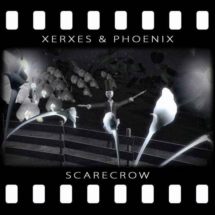 Scarecrow cover art