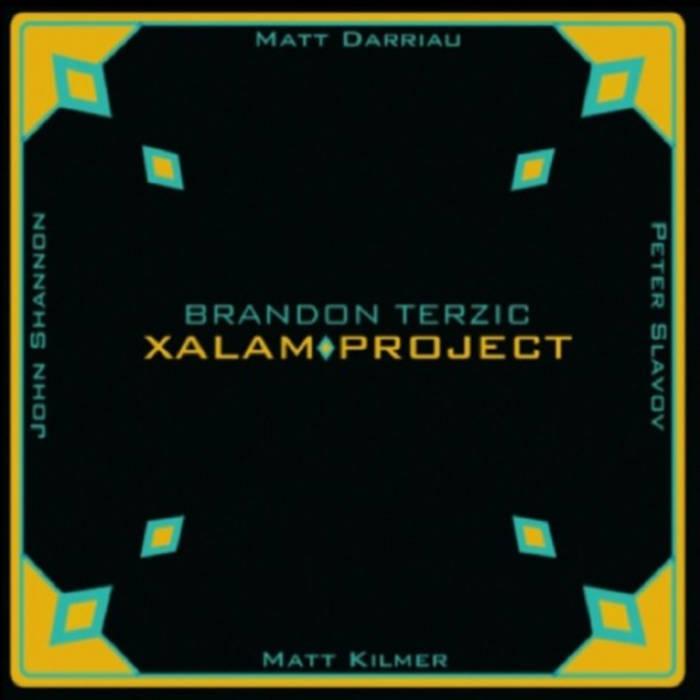 Brandon Terzic Xalam Project cover art