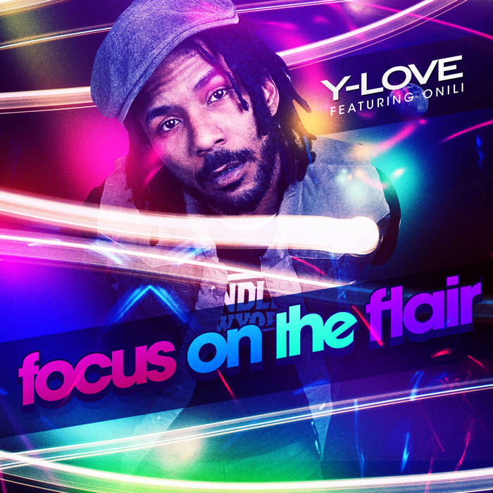 Focus on the Flair (feat. Onili, Prod. Diwon) cover art