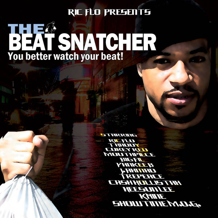 The Beat Snatcher vol.1 cover art