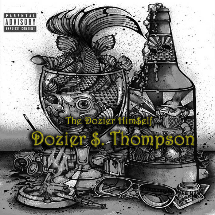 Dozier $. Thompson cover art