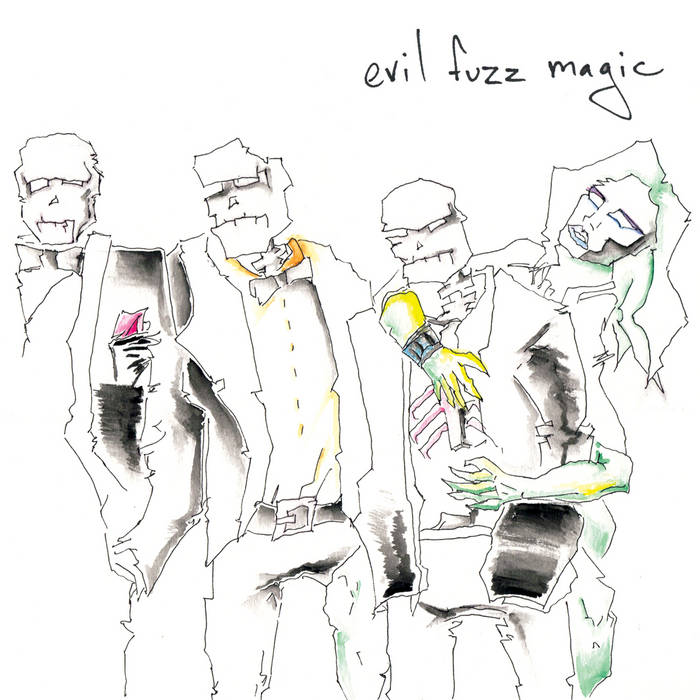 evil fuzz magic cover art