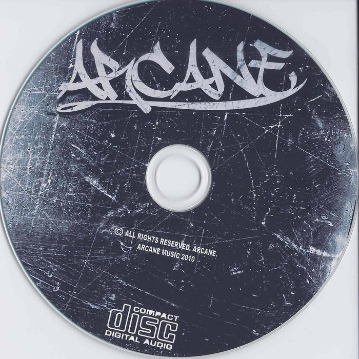 Arcane cover art