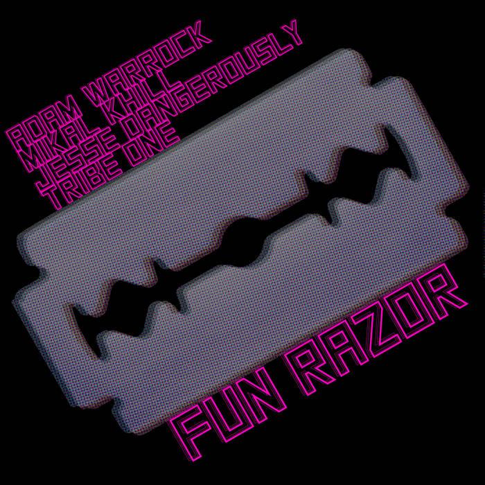 FUN RAZOR cover art