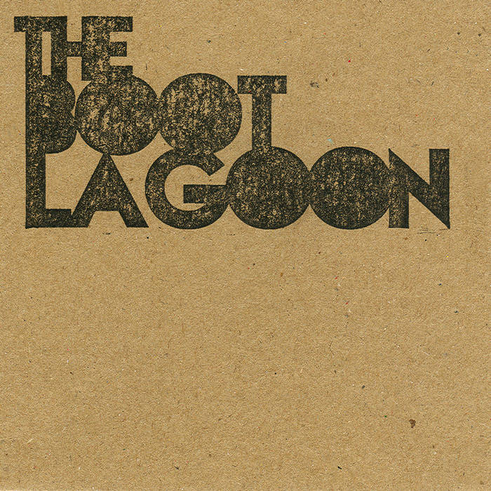 The Boot Lagoon EP cover art