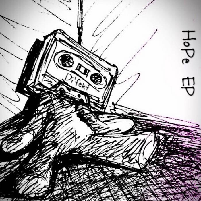 HoPe  EP cover art