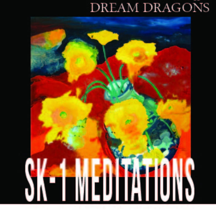 """SK-1 MEDITATIONS"" cover art"