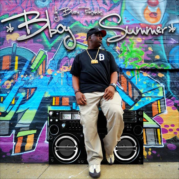 BBOY SUMMER cover art