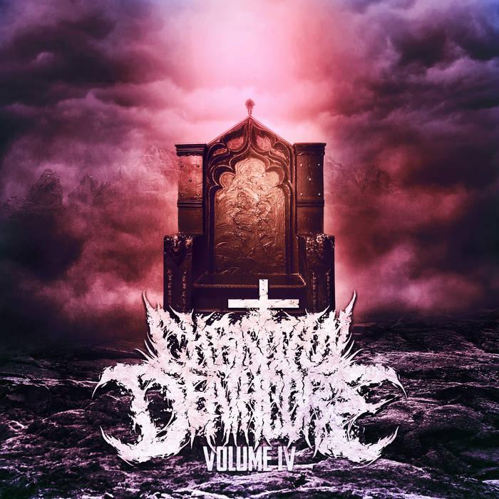 Christian Deathcore: Volume 4 cover art