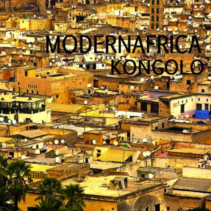 Kongolo cover art