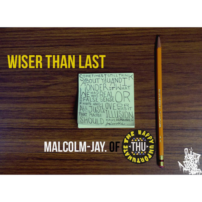 Wiser Than Last cover art