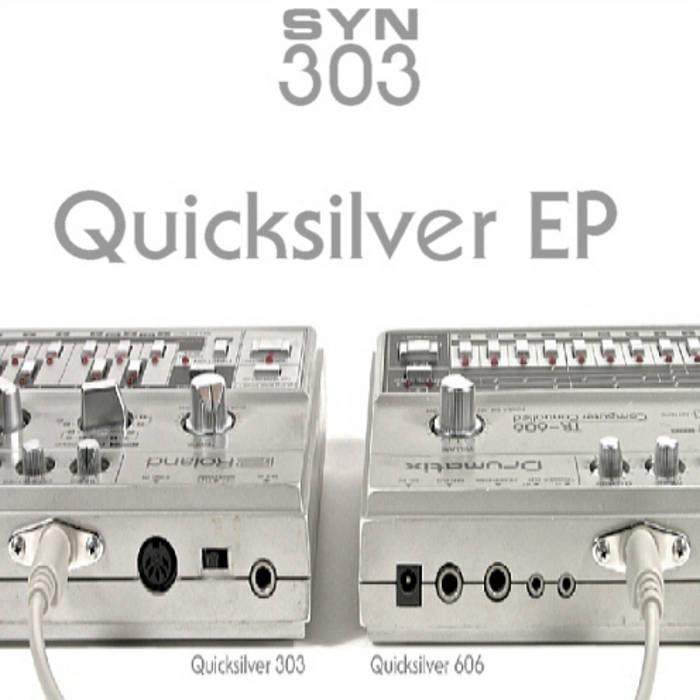 QUICKSILVER - EP cover art