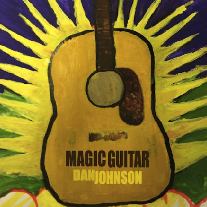 Magic Guitar cover art
