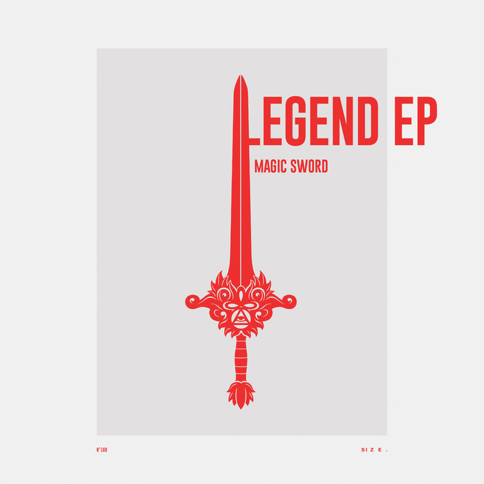 Legend - EP cover art