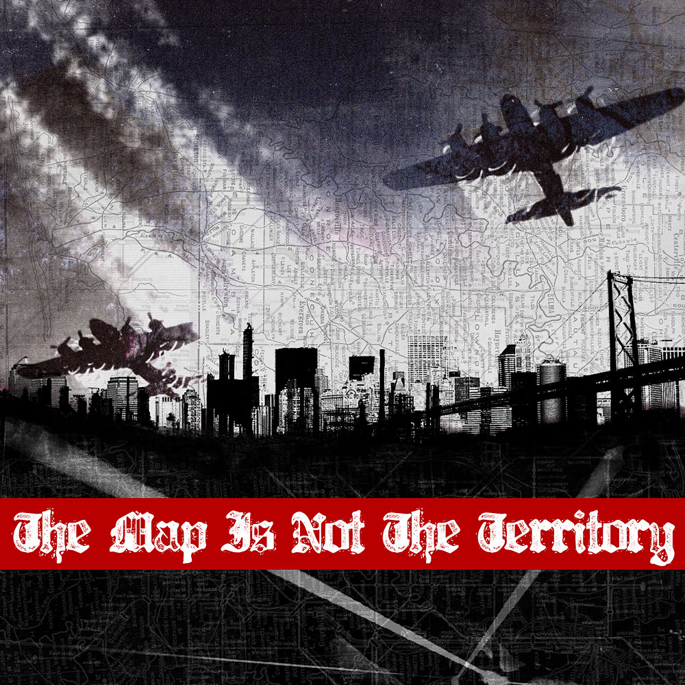 the map is not the territory cloudkicker