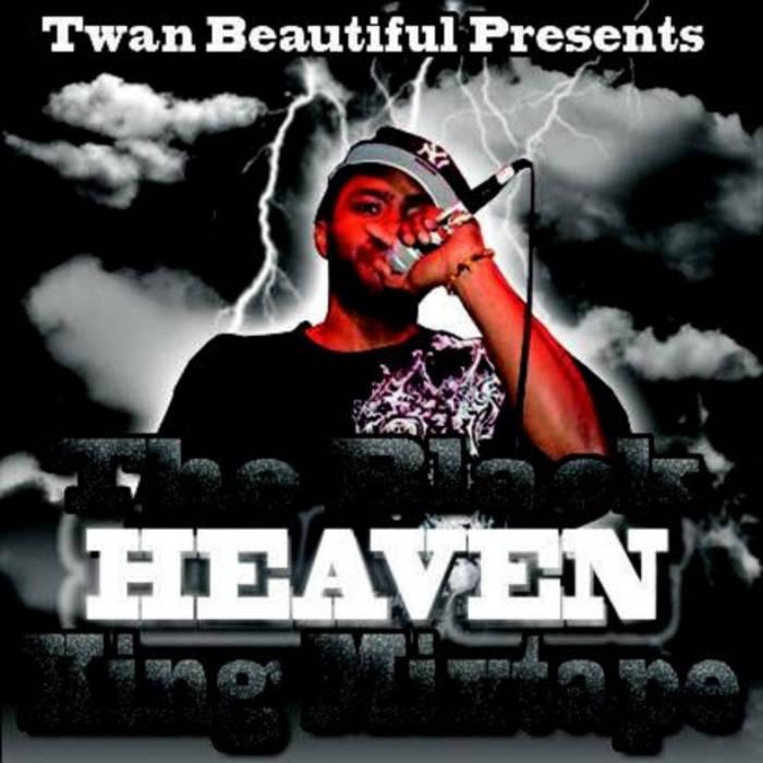 The Black Heaven King Mixtape cover art