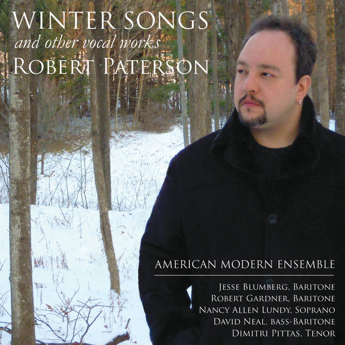Winter Songs: Vocal Music of Robert Paterson cover art