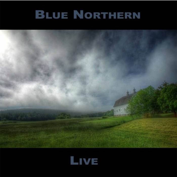 Blue Northern Live cover art
