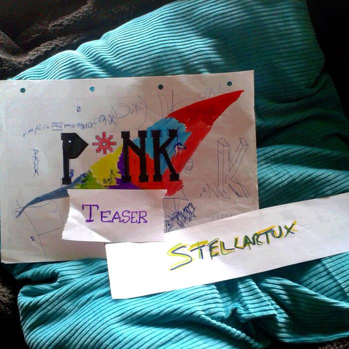 p*nk teaser cover art