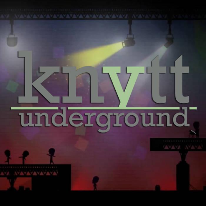 Knytt Underground OST cover art