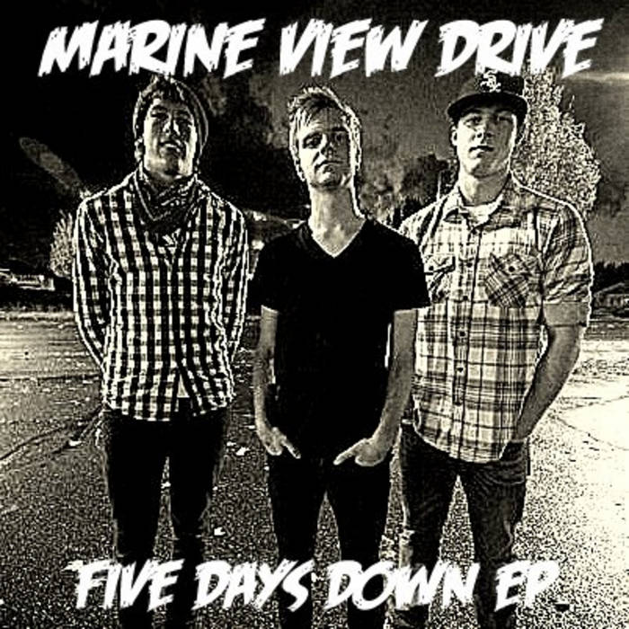 Five Days Down EP cover art