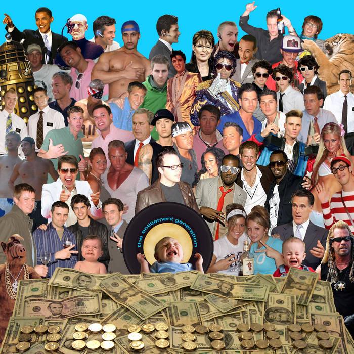 The Entitlement Generation cover art