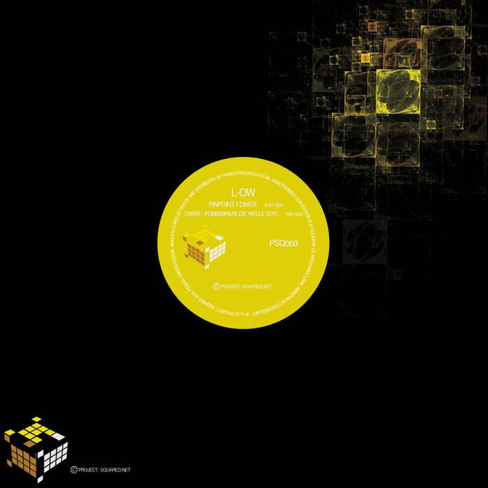 Pinpoint / Diver / Diver (Furesshu Edit) cover art