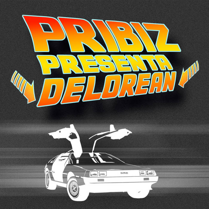 Delorean (demo to the future) cover art