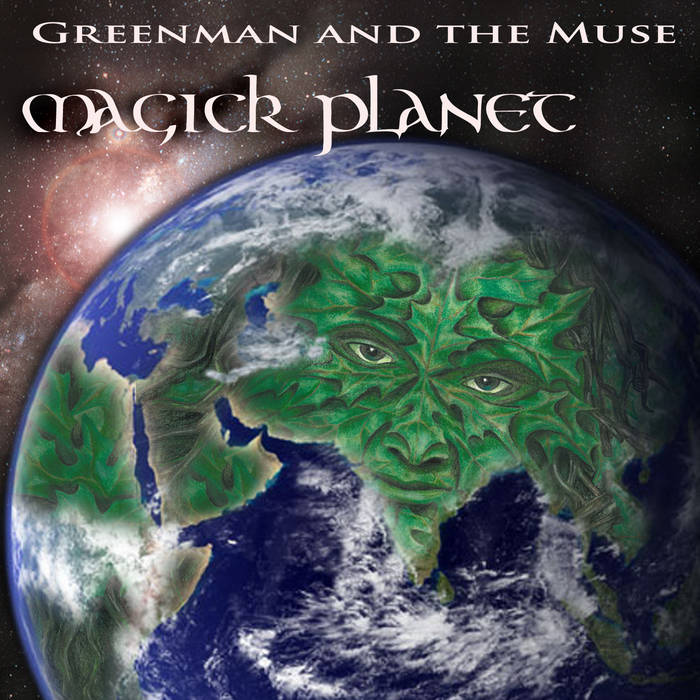 Magick Planet cover art