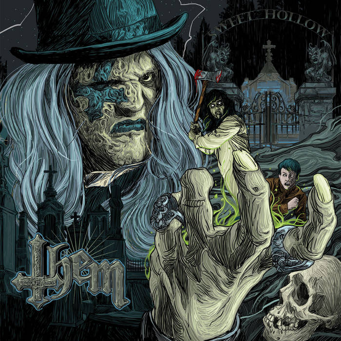 Sweet Hollow cover art