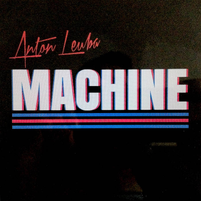 Machine cover art