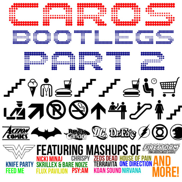 Caros Bootlegs Part 2 cover art