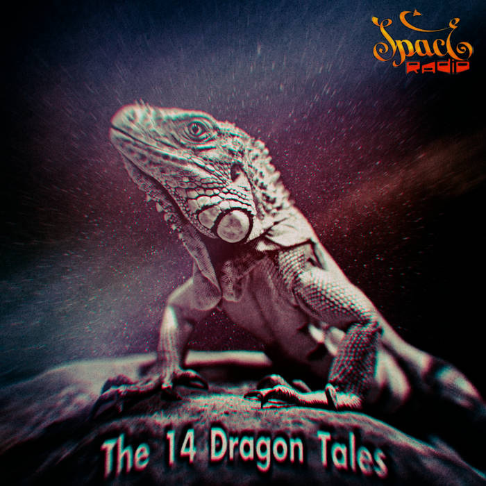 """VA - """"The 14 Dragon Tales"""" cover art"""